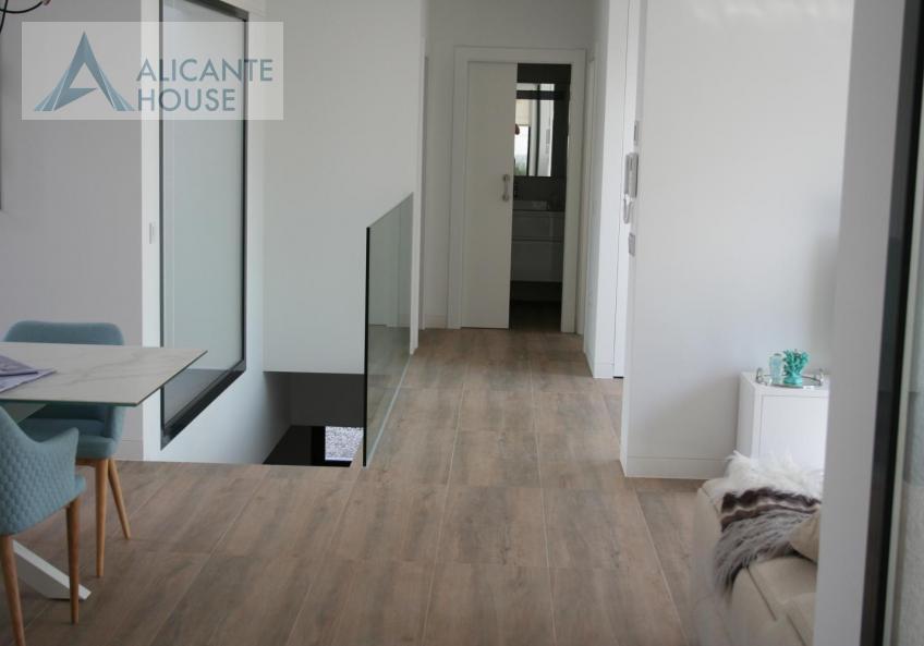 Villa with a spacious lounge