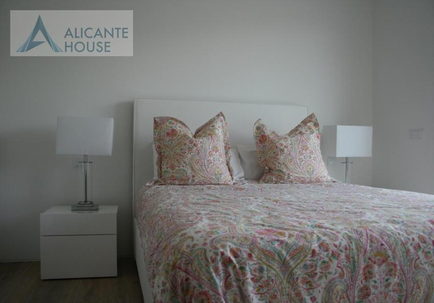 Four bedroom apartment in Spain