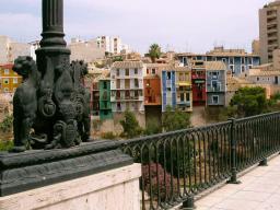 Quay in Villajoyosa