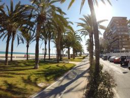 Beautiful San Juan Beach