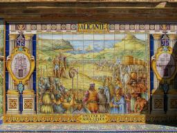 исторические места в Аликанте