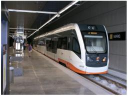 Трамвай в Аликанте
