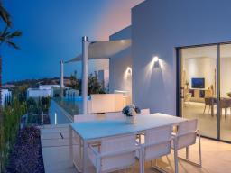 New luxury villa in Alicante