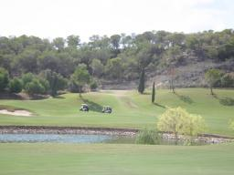 The best golf course in Spain