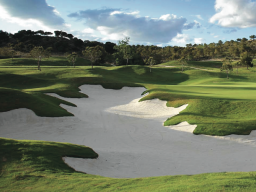 The golf courses in Spain