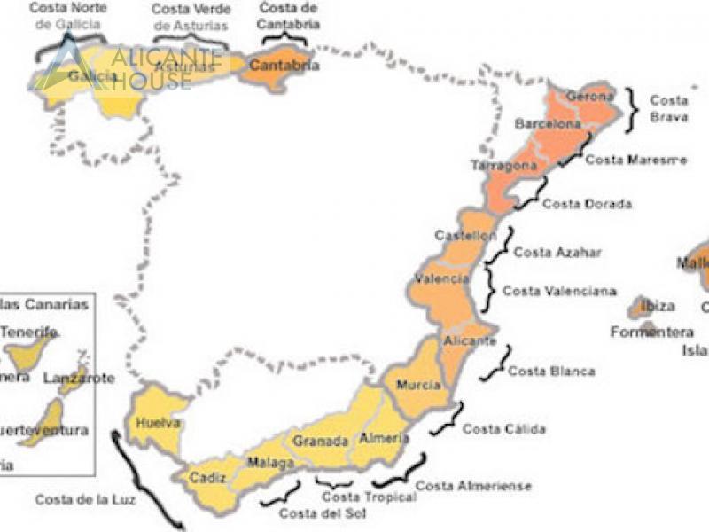 Los destinos tur sticos m s populares de espa a for Destinos turisticos espana