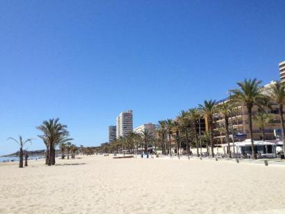 Snow White Beach Sand